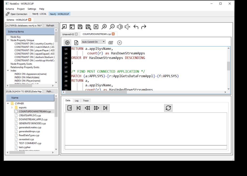 Cypher Editor